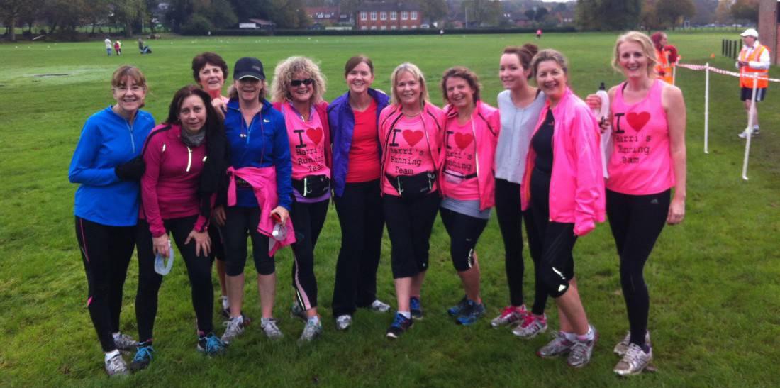 Harri's runners